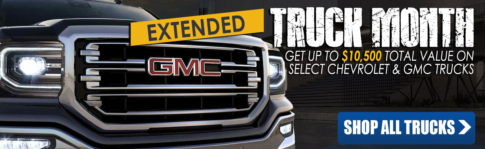 Great deals on new Chevrolet and GMC pickup trucks in Georgetown Ontario at Finch Chevrolet