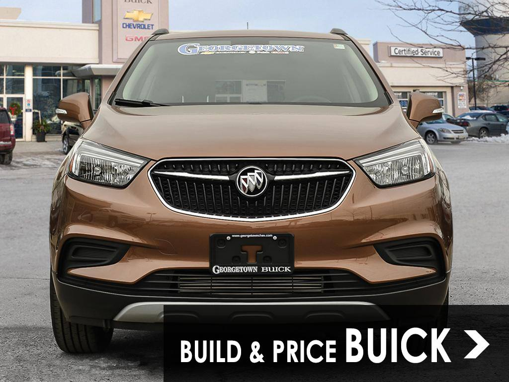 Build and price your new Buick in Georgetown