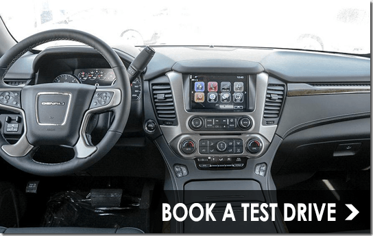 Book a test drive in your new Chevrolet, Buick or GMC in Georgetown