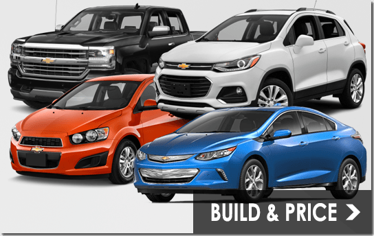 Build and price your new Chevrolet, Buick and GMC car, truck or SUVs in Georgetown