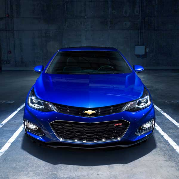 Explore the Chevrolet Cruze in Georgetown at Georgetown Chevrolet