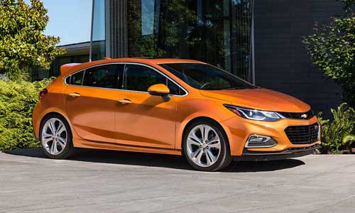 Explore the Chevrolet Cruze Hatch in Georgetown at Georgetown Chevrolet