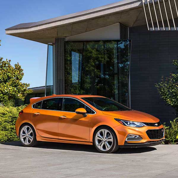 Explore the Chevrolet Cruze Hatch in Georgetown @ Georgetown Chev