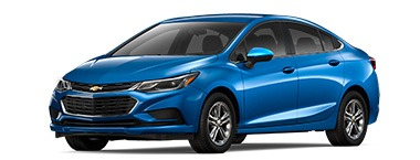Get a new Chevrolet Cruze in Georgetown Ontario