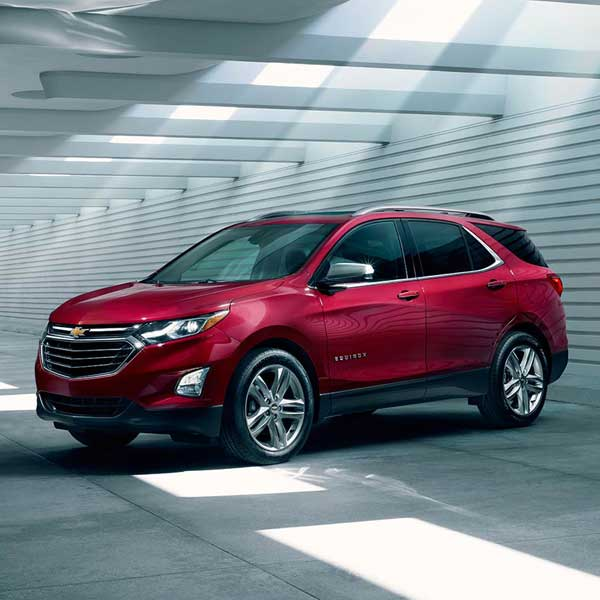 Explore the Chevrolet Equinox in Georgetown at Georgetown Chevrolet