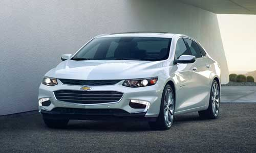 Explore the Chevrolet Malibu in Georgetown at Georgetown Chevrolet