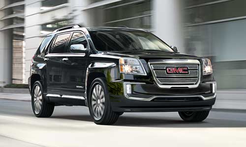 Explore the GMC Terrain truck in Georgetown Ontario from Georgetown GMC