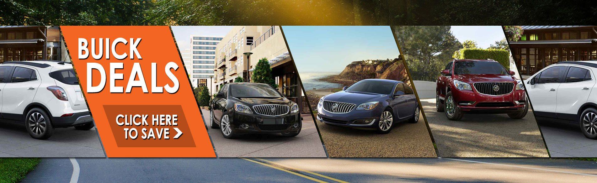 Great deals on new Buick cars and SUVs in Georgetown Ontario at Georgetown Chevrolet