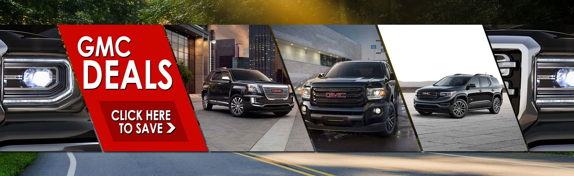 Great deals on new GMC trucks and SUVs in Georgetown Ontario at Georgetown Chevrolet