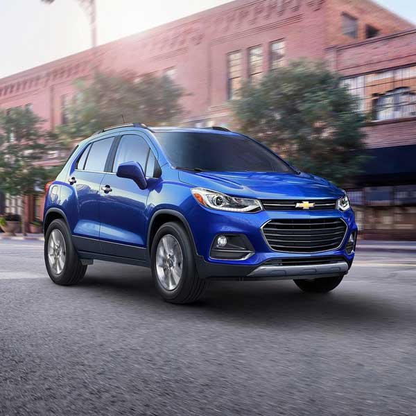 New Chevrolet Trax in Georgetown at Georgetown Chevrolet