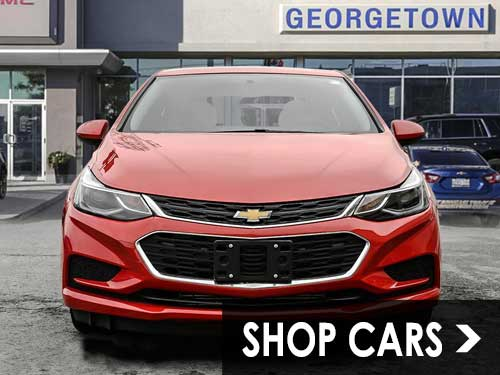 Shop new Chevrolet, Buick cars in Georgetown
