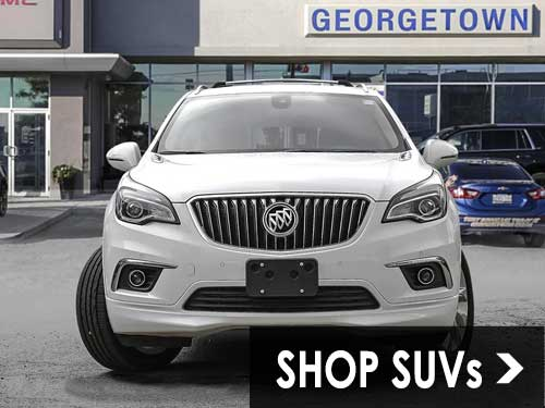 Shop new Chevrolet, Buick, GMC SUVs in Georgetown