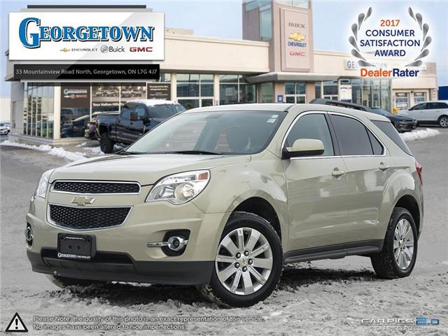 Used 2010 Chevrolet Equinox LT in Georgetown Ontario at Used Car Clearance prices from Georgetown Chevrolet