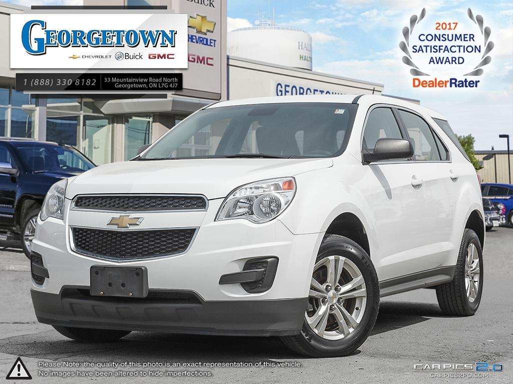 Used 2013 Chevrolet Equinox LS FWD in Georgetown Chevrolet at Used Car Clearance prices from Georgetown Chevrolet