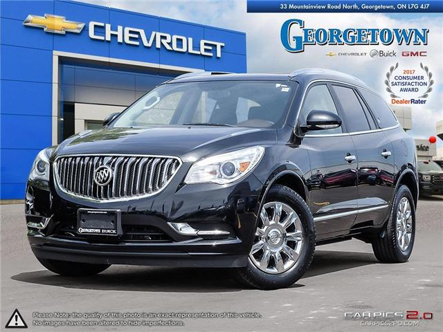 Used 2014 Buick Enclave FWD in Georgetown ontario at Used Car Clearance prices from Georgetown Chevrolet