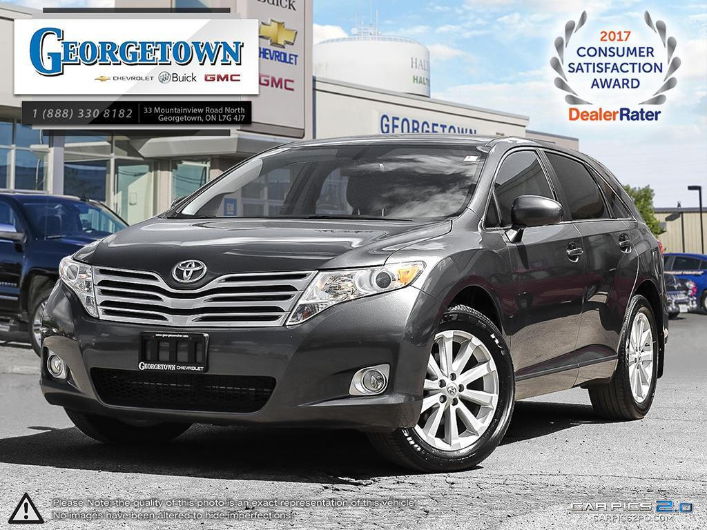 Used 2011 Toyota Venza Base AWD in Georgetown Ontario at Used Car Clearance prices from Georgetown Chevrolet