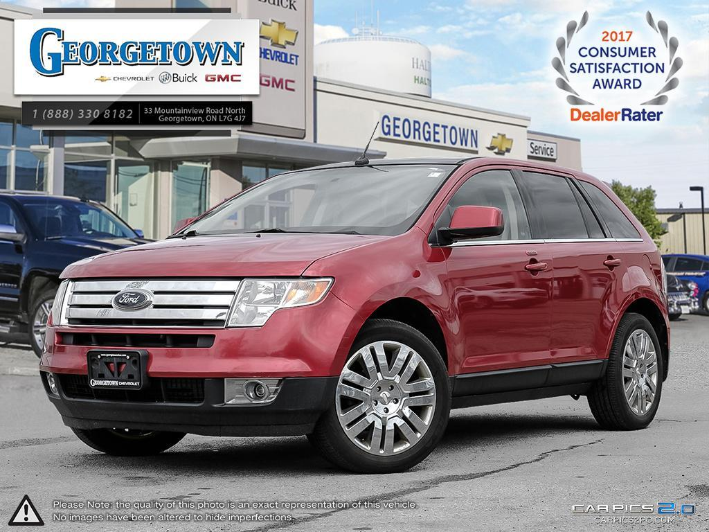Used 2008 Ford Edge Limited in Georgetown Ontario at Used Car Clearance prices from Georgetown Chevrolet