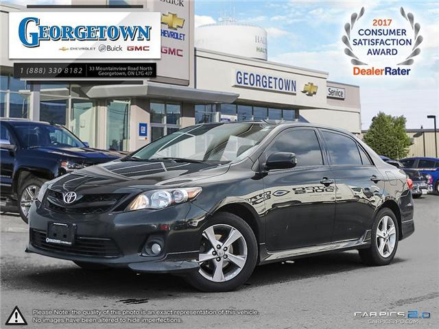 Used 2011 Toyota Corolla S in Georgetown Ontario at Used Car Clearance prices from Georgetown Chevrolet