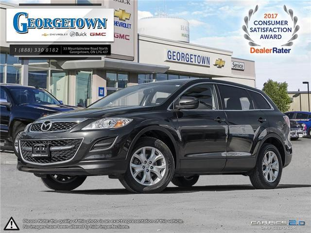 Used 2012 Mazda CX-9 in Georgetown Ontario at Used Car Clearance prices from Georgetown Chevrolet Buick GMC