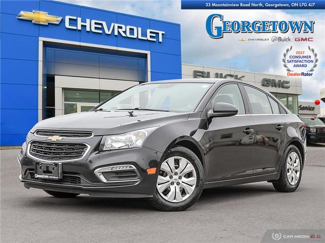 Used 2015 Chevrolet Cruze LT Manual in Georgetown Ontario at Used Car Clearance prices from Georgetown Chevrolet