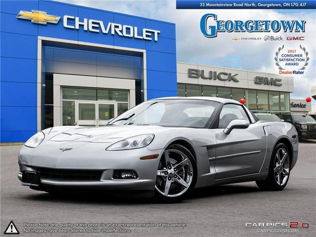 Used 2007 CHevrolet Corvette Coupe at Used Car Clearance prices from Georgetown Chevrolet