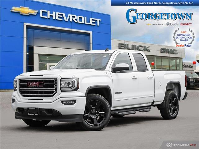Used 2018 GMC Sierra 1500 Double Cab 4x4 in Georgetown ontario at Used Car Clearance prices from Georgetown Chevrolet Buick GMC