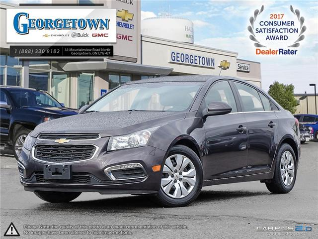 Used 2015 Chevrolet Cruze LT in Georgetown Ontario at Used Car Clearance prices from Georgetown Chevrolet