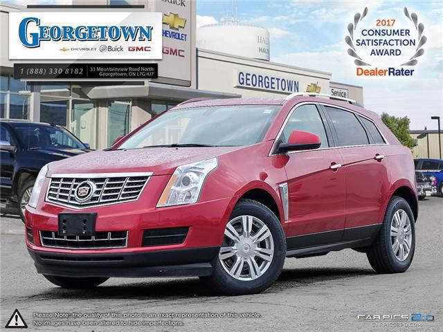 Used 2013 Cadillac SRX V6 in Georgetown Ontario at Used Car Clearance prices in Georgetown Ontario at Georgetown Chevrolet Buick GMC