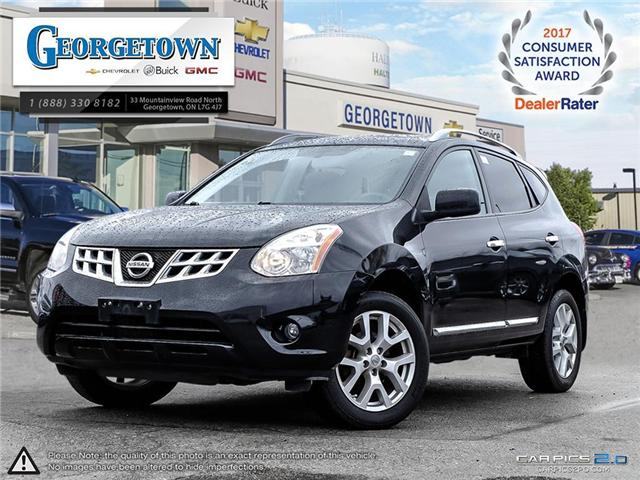 Used 2012 Nissan Rogue SV in Georgetown Ontario at Used Car Clearance prices from Georgetown Chevrolet Buick GMC