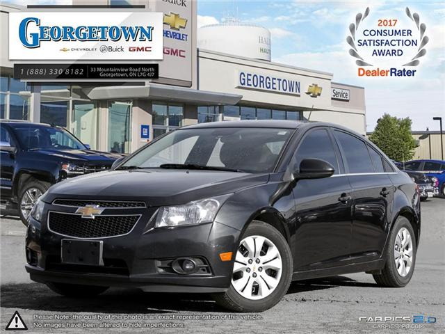 Used 2014 Chevrolet Cruze LT in Georgetown Ontario at Used Car Clearance prices from Georgetown Chevrolet