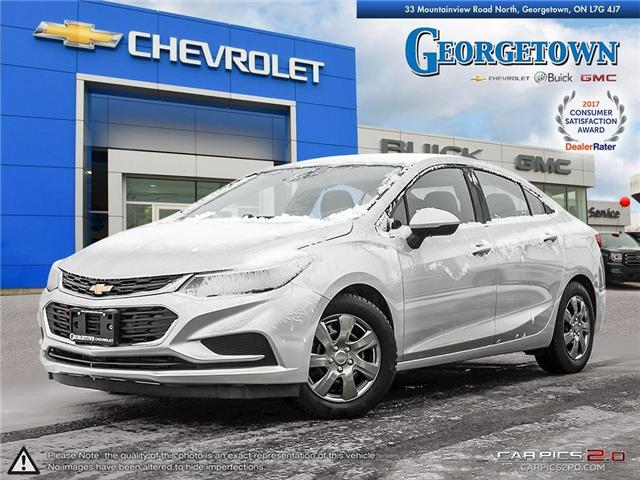 Used 2016 Chevrolet Cruze LT in Georgetown Ontario at Used Car Clearance prices from Georgetown Chevrolet