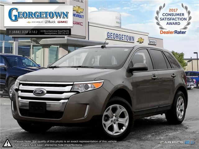 Used 2014 Ford Edge SEL AWD in Georgetown Ontario at Used Car Clearance prices from Georgetown Chevrolet Buick GMC