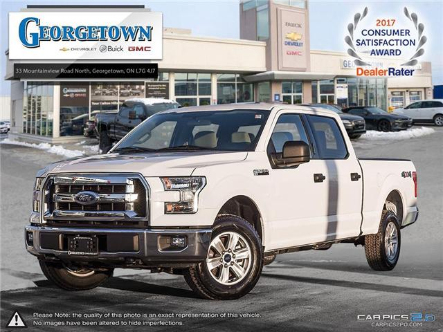 Used 2017 Ford F-150 XLT in Georgetown Ontario at Used Car Clearance prices from Georgetown Chevrolet