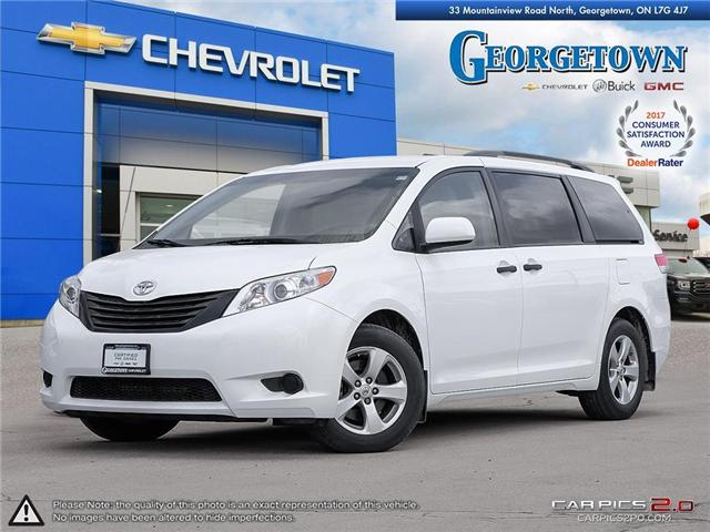 Used 2014 Toyota Sienna L in Georgetown Ontario at Used Car Clearance prices from Georgetown Chevrolet Buick GMC