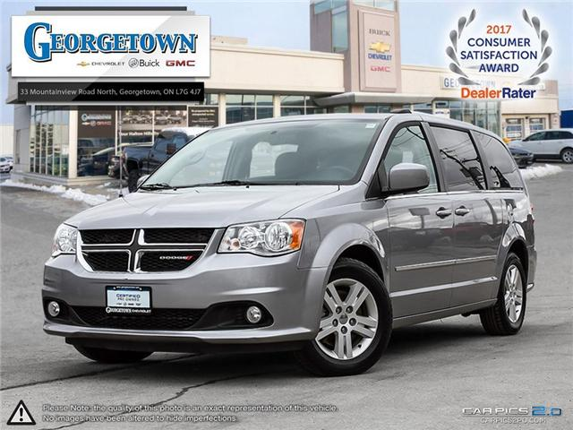 Used 2016 Dodge Caravan in Georgetown Ontario at Used Car Clearance prices from Georgetown Chevrolet