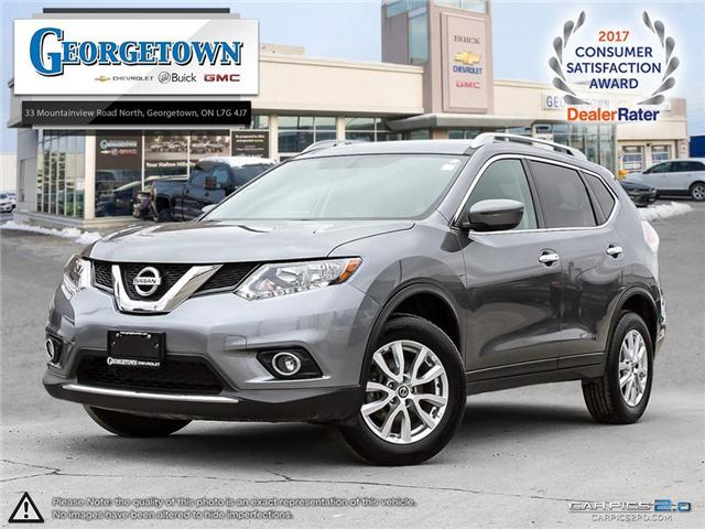 Used 2016 Nissan Rogue SV in Georgetown Ontario at Used Car Clearance prices from Georgetown Chevrolet
