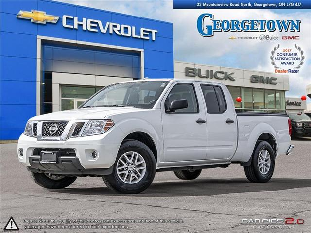 Used 2016 Nissan Frontier SV in Georgetown Ontario at Used Car Clearance prices from Georgetown Chevrolet Buick GMC