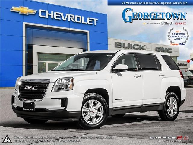 Used 2016 GMC Terrain SLE AWD in Georgetown Ontario at Used Car Clearance prices from Georgetown Chevrolet Buick GMC