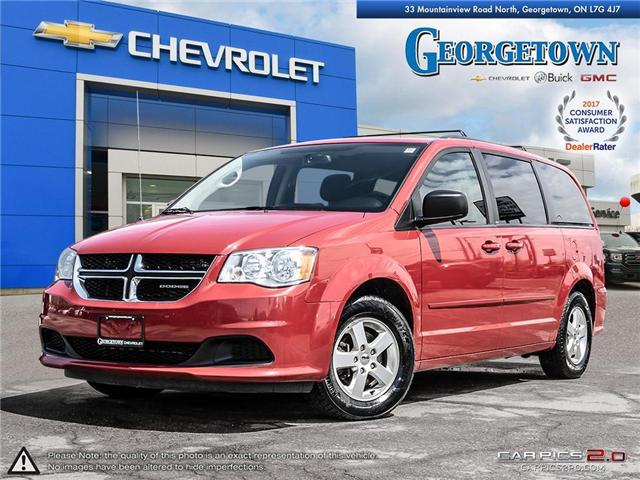Used 2012 Dodge Grand Caravan SE in Georgetown Ontario at Used Car Clearance prices from Georgetown Chevrolet Buick GMC