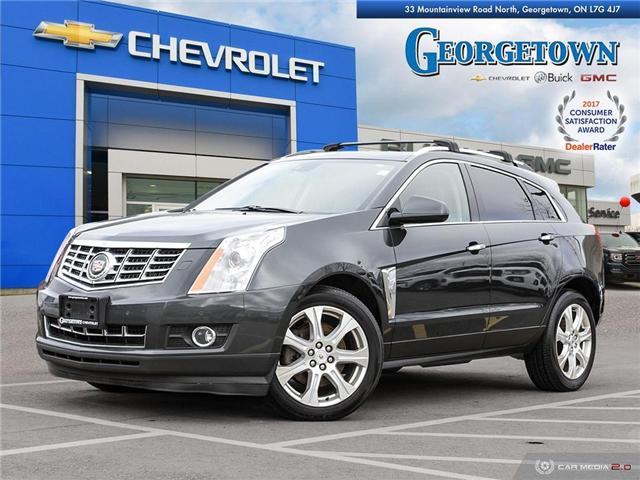 Used 2014 Cadillac SRX Performance AWD in Georgetown Ontario at Used Car Clearance prices from Georgetown Chevrolet