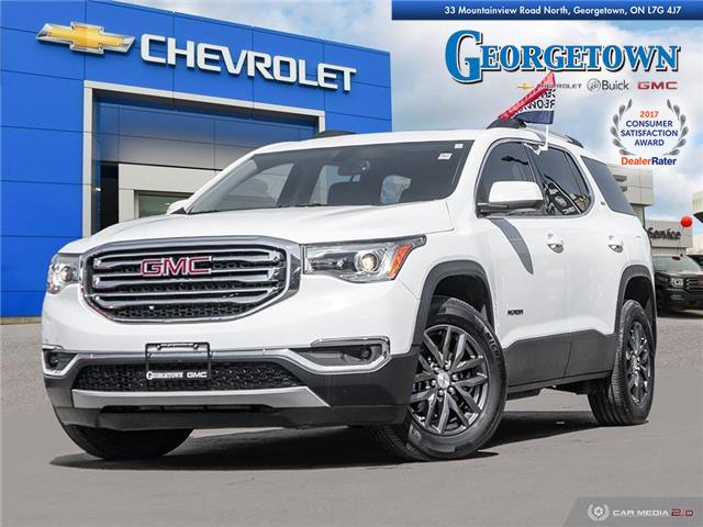 Used 2017 GMC Acadia SLT-1 AWD in Georgetown Ontario at Used Car Clearance prices from Georgetown Chevrolet Buick GMC