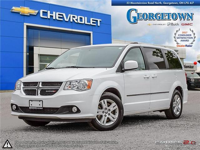 Used 2017 Dodge Grand Caravan in Georgetown Ontario at Used Car Clearance prices from Georgetown Chevrolet