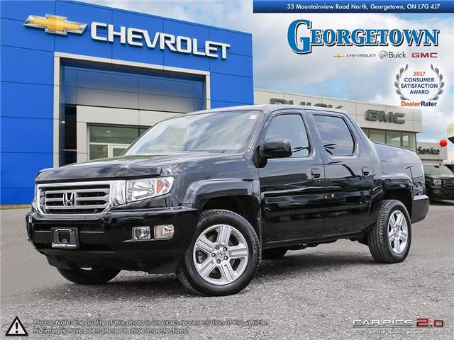 Used 2014 Honda Ridgeline RTL in Georgetown Ontario at Used Car Clearance prices from Georgetown Chevrolet Buick GMC