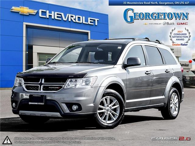Used 2013 Dodge Journey SXT in Georgetown Ontario at Used Car Clearance prices from Georgetown Chevrolet