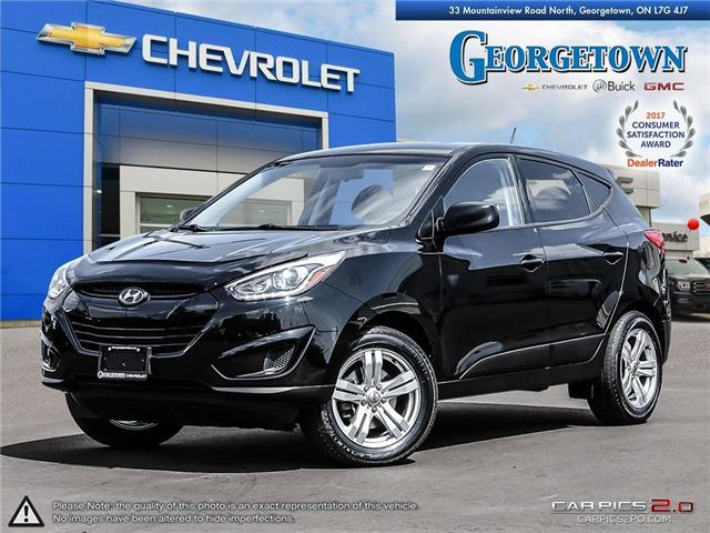 Used 2015 Hyundai Tucson GL in Georgetown Ontario at Used Car Clearance prices from Georgetown Chevrolet