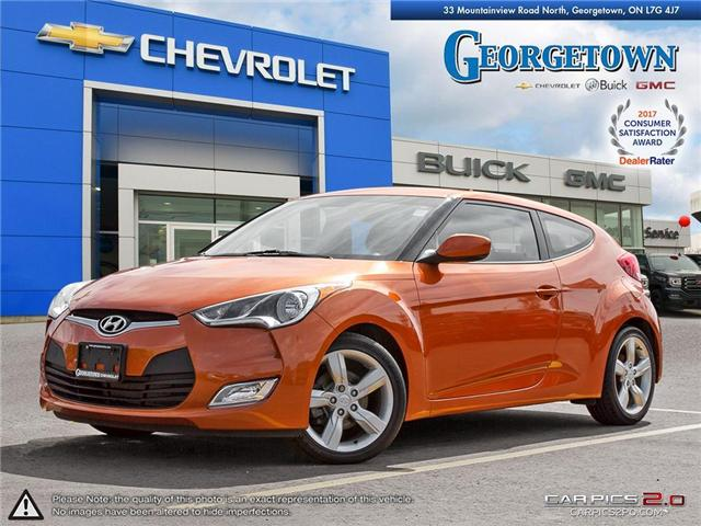 Used 2015 Hyundai Veloster in Georgetown Ontario at Used Car Clearance prices from Georgetown Chevrolet Buick GMC