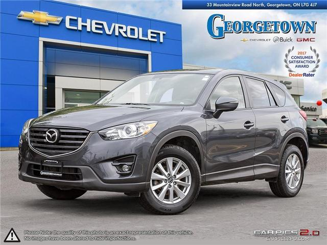 Used 2016 Mazda CX-5 in Georgetown Ontario at Used Car Clearance prices from Georgetown Chevrolet Buick GMC