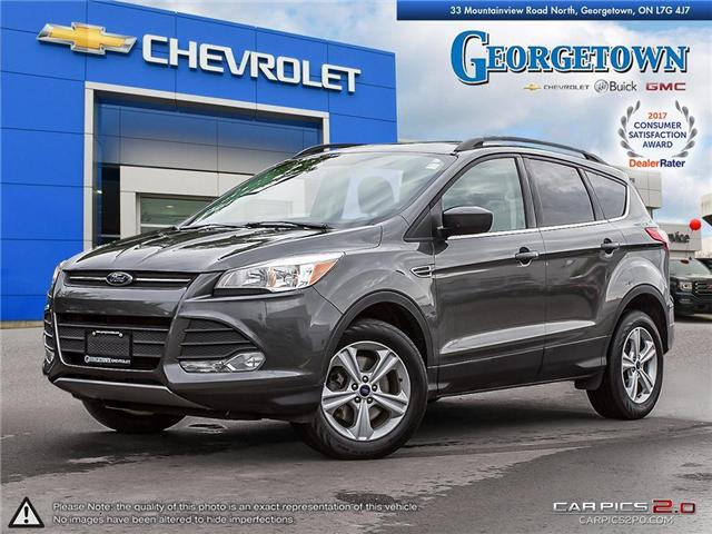 Used 2015 Ford Escape SE in Georgetown Ontario at Used Car Clearance from Georgetown Chevrolet Buick GMC