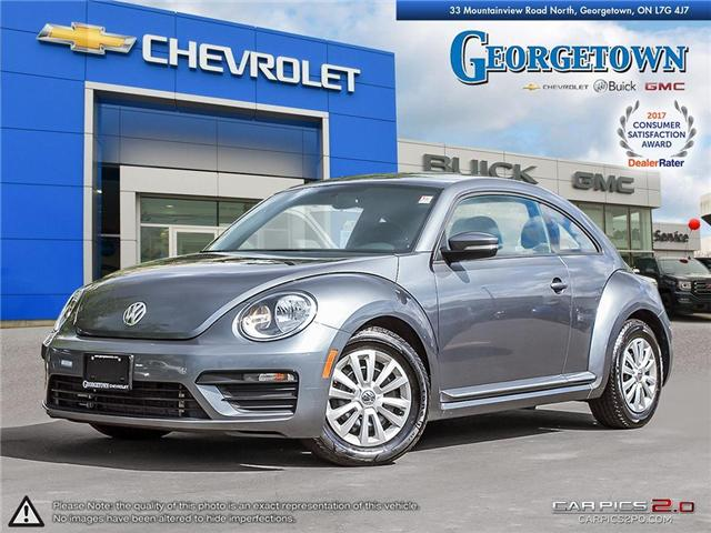 Used 2017 Volkswagen Beetle in Georgetown Ontario at Used Car Clearance prices from Georgetown Chevrolet Buick GMC