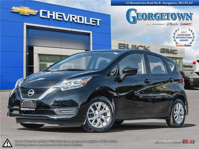 Used 2017 Nissan Versa Note SV in Georgetown ontario at Used Car Clearance prices from Georgetown Chevrolet Buick GMC